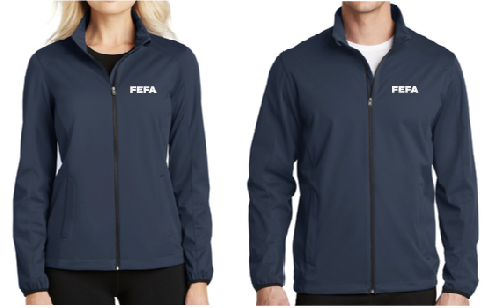 FEFA - Softshell Jacket [Ladies & Mens options]