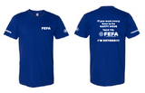 FEFA - Happy Hour Retirement Tee [color options]