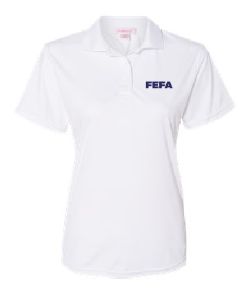 FEFA - Ladies Value Polo [color options]