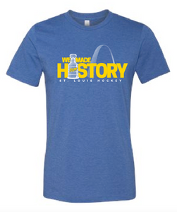 We Made History - St. Louis Hockey