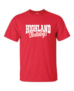 Highland Bulldogs 6 [color options]