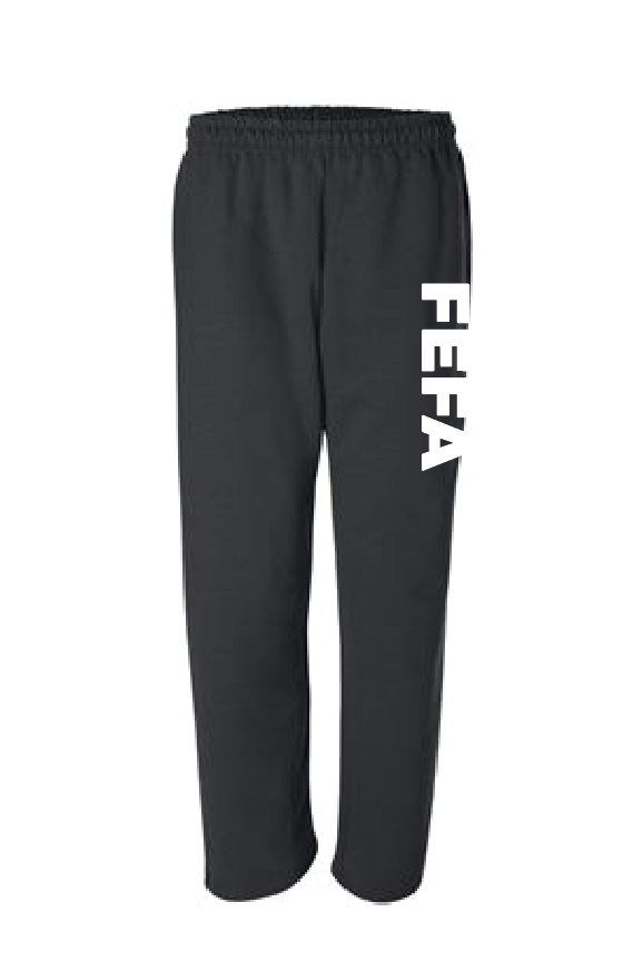 FEFA - Open Bottom Sweatpants