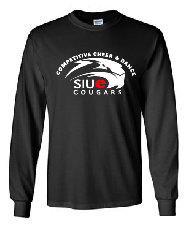 SIUE Cheer - Cotton Long Sleeve