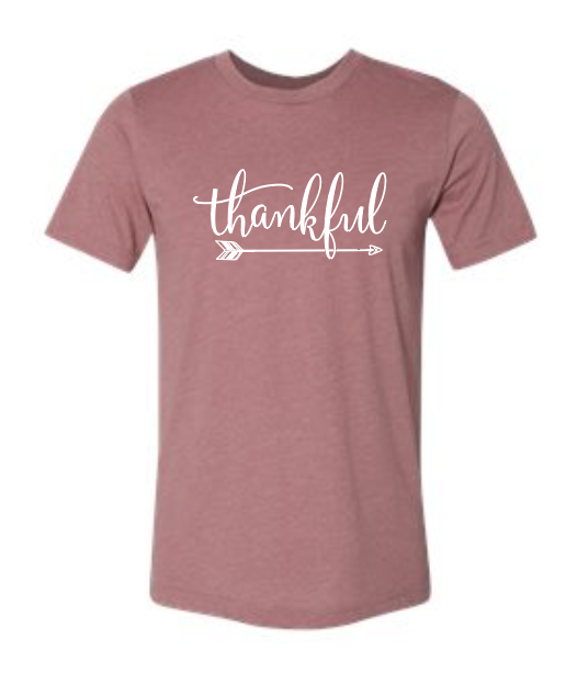 Thankful Arrow - Bella Tee