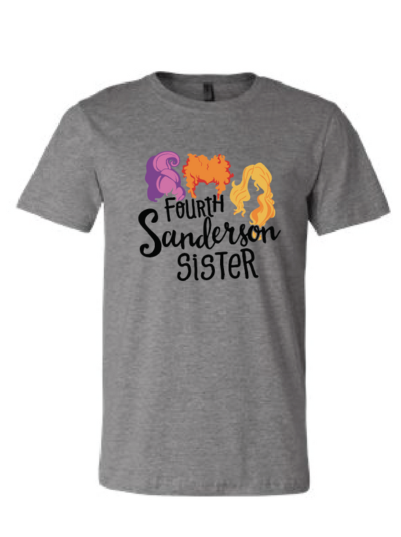 Fourth Sanderson Sister - Bella Tee