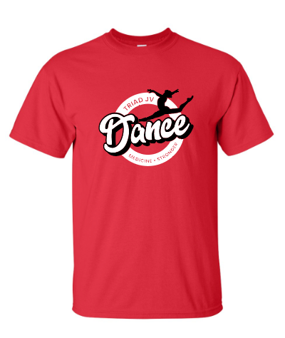 Junior Varsity Dance - Cotton T-Shirt
