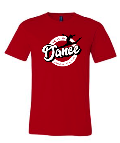 Junior Varsity Dance - Premium Cotton Tee