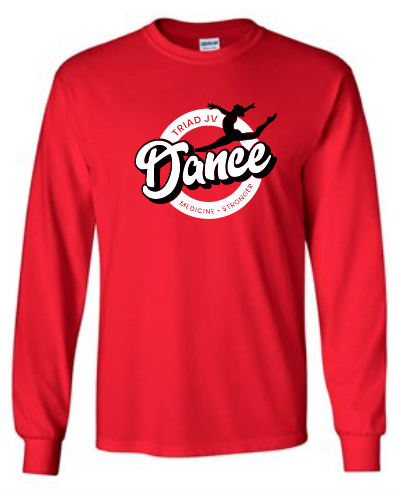 Junior Varsity Dance - Long Sleeve Tee