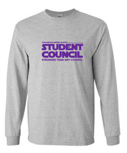 CMS Student Council - Cotton Long Sleeve Tee