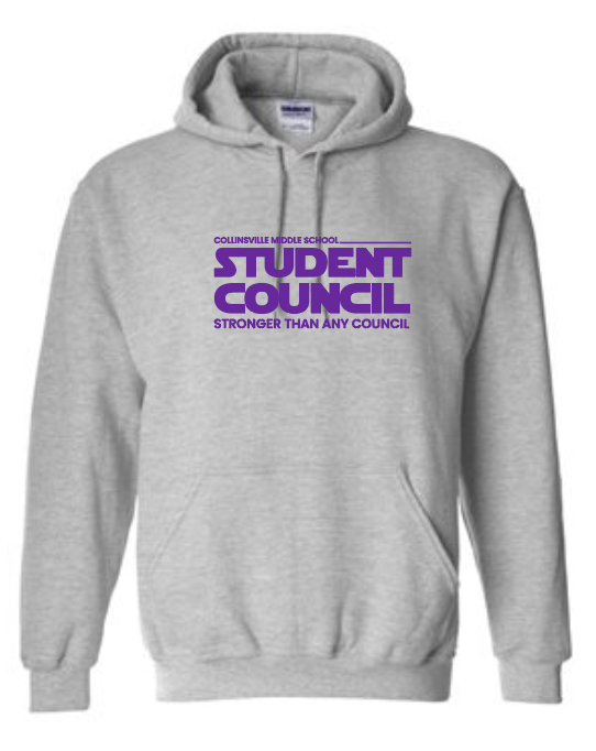 CMS Student Council - Cotton Hoodie