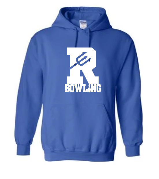 Reading Bowling - Cotton Hoodie