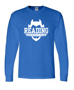 Reading Bowling - Dryblend Cotton Long Sleeve