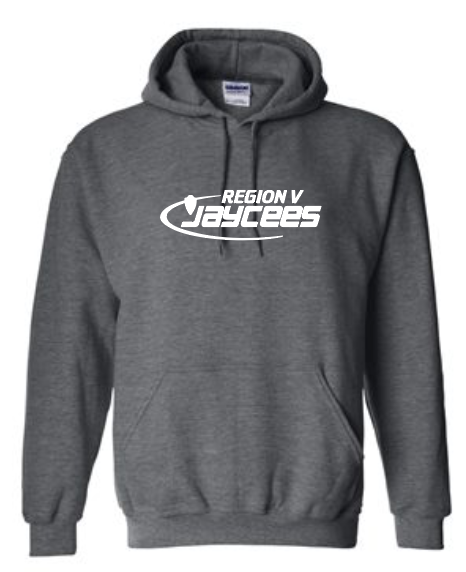 Jaycees Hoodie - Enter Your Chapter [color options]