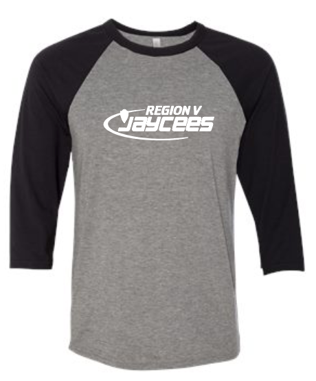 Jaycees Baseball Sleeve - Enter Your Chapter