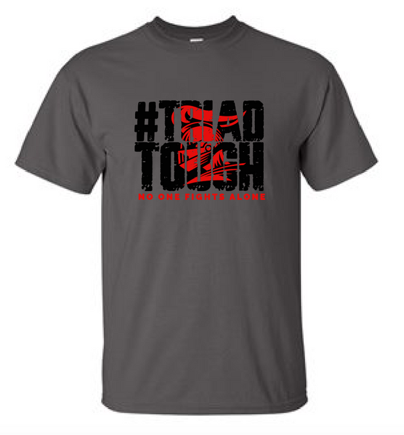Cotton Short Sleeve - #TriadTough