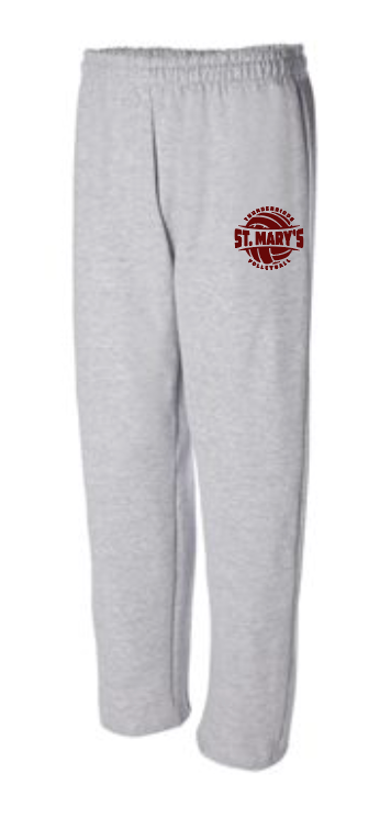 St. Mary's Volleyball - Cotton Sweatpants