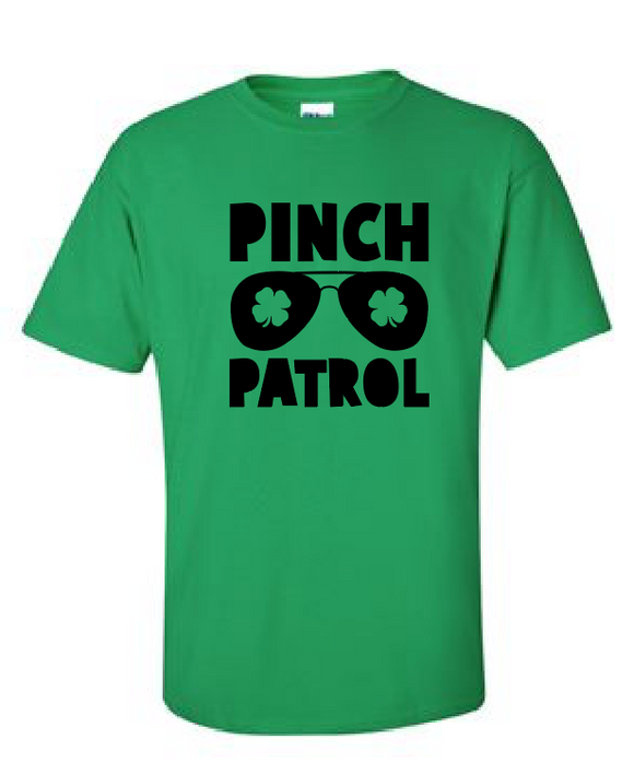 Pinch Patrol - Cotton Tee