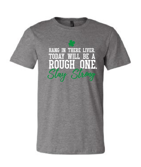 Stay Strong Liver - Bella Tee