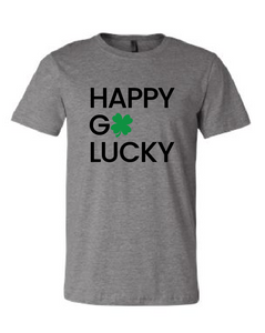 Happy Go Lucky - Bella Tee