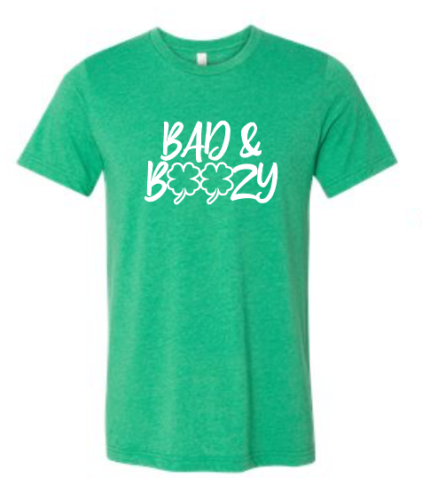 Bad & Boozy - Bella Tee