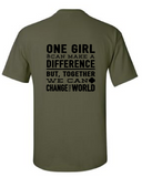 Cotton Short Sleeve - Girl Scouts