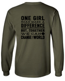 Cotton Long Sleeve - Girl Scouts