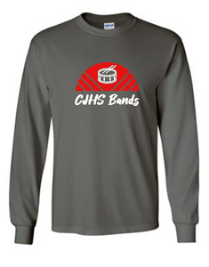 Cotton Long Sleeve - CJHS Band