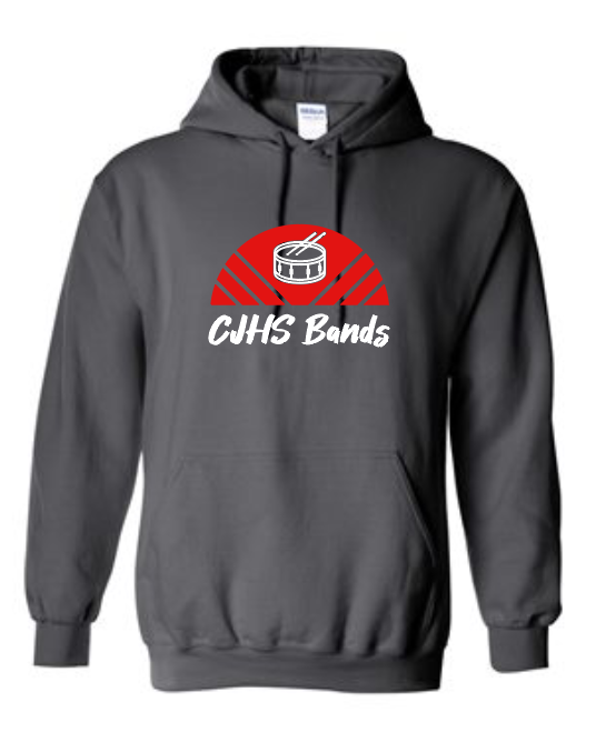 Cotton Hoodie - CJHS Band