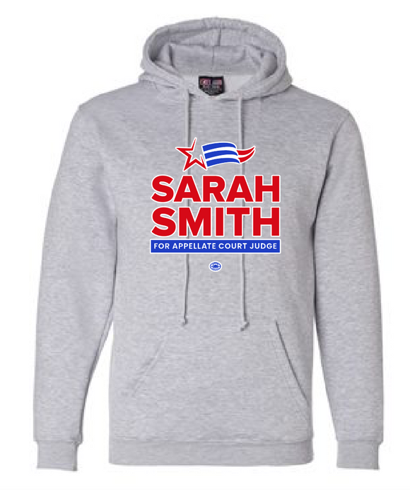 USA Made Hoodie - Judge Sarah Smith