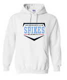 Hoodie - Spikes Baseball [color options]