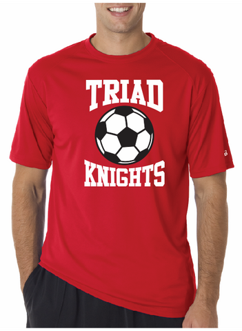 Triad Soccer Dry-Fit Short Sleeve - No Personalization