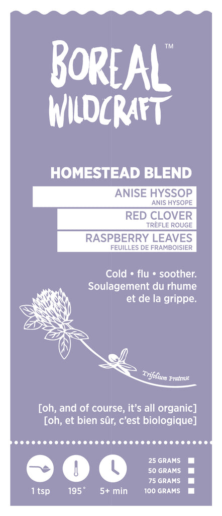 Homestead Blend - 50g Loose Tea