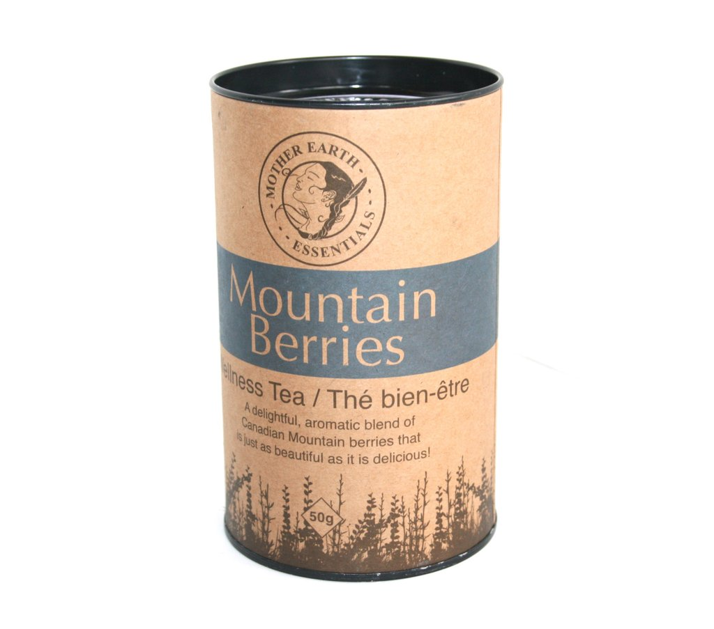 Mountain Berries - 50g Loose Tea