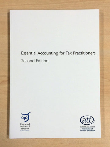 ACC02 – Essential Accounting for Tax Practitioners (Second Edition) including ACC99 Supplement to Second Edition