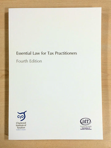LAW04 – Essential Law for Tax Practitioners (Fourth Edition)