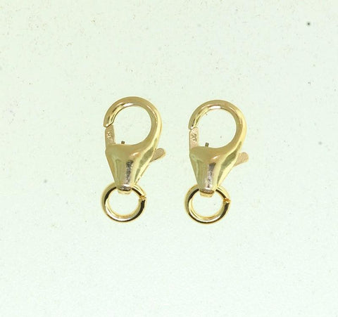 Gold Filled Clasp. 2 sizes available.