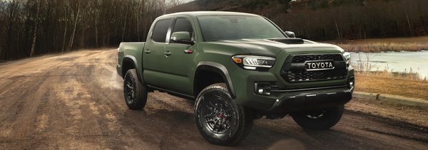 2020 Toyota Tacoma Highlights and Specs