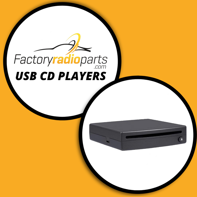 Factory Radio USB CD Players