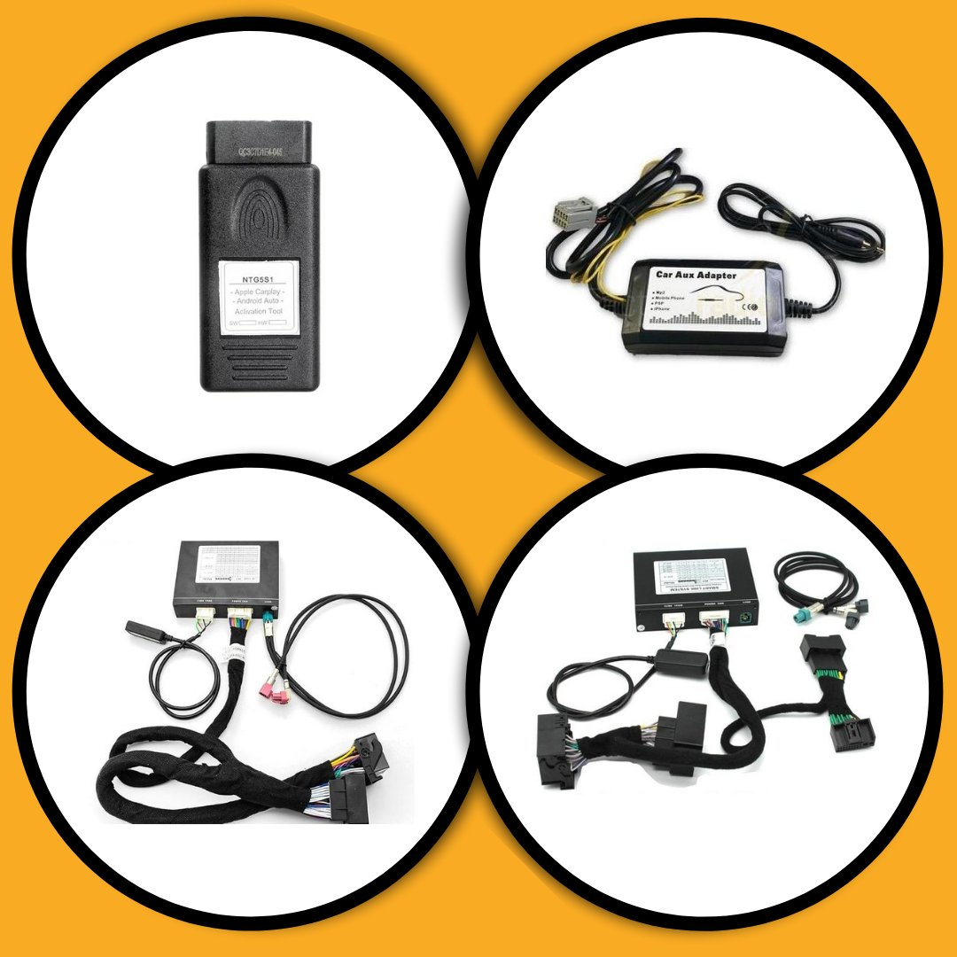 Hands-free Kits and Aux Adapters