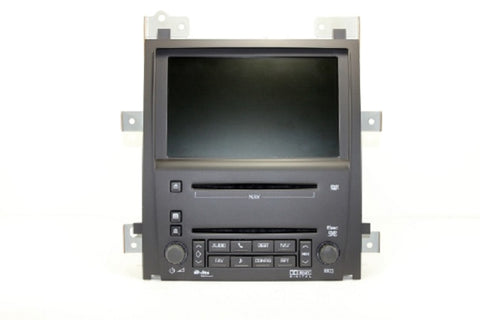 Cadillac Escalade SuperNav LCD and Touch Screen Assembly