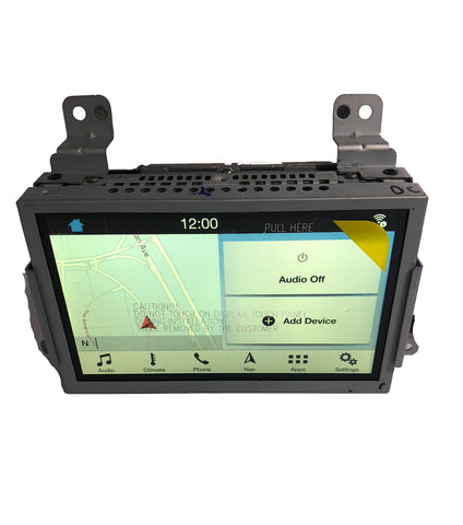 MyFord Touch with Sync 3 Radio 8 inch Replacement Touch Screen