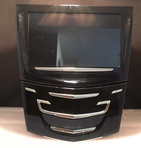 Gm Touchsense Cadillac Cue Infotainment System Replacement
