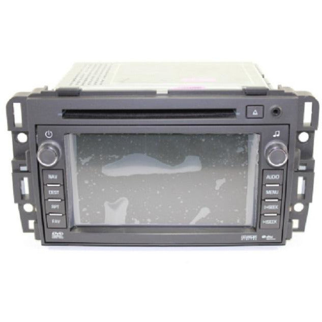 Buick Cadillac Chevrolet GMC Delphi Navigation Radio Map Mechanism DVD-M5 - Factory Radio Parts