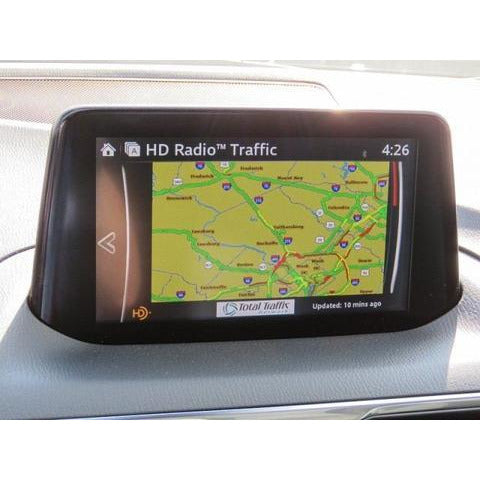 Mazda 3 MX-5 CX-3 SD Card Navigation 6BHP1-66-EZ1D and F - Factory Radio Parts
