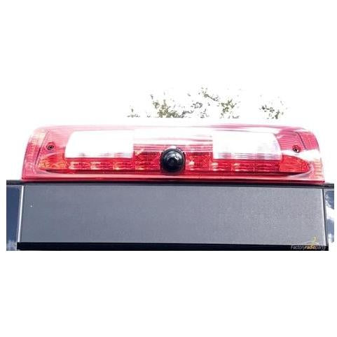 Ram Truck 1500 2500 3500 Third Brake Light with Cargo Camera Kit - Factory Radio Parts