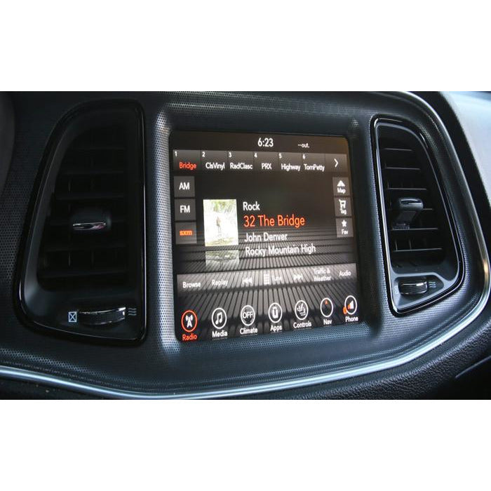 Chrysler Dodge UConnect 4C Nav 8 4 inch Screen UAQ Radio