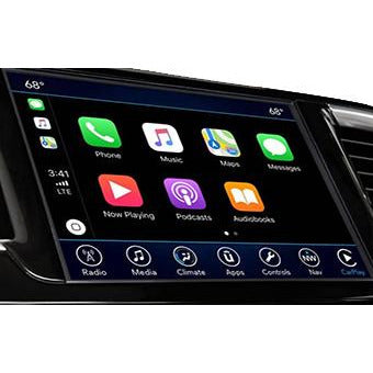 Ram Trucks Uconnect 4C Apple CarPlay Android Auto USB Multimedia Hub - Factory Radio Parts