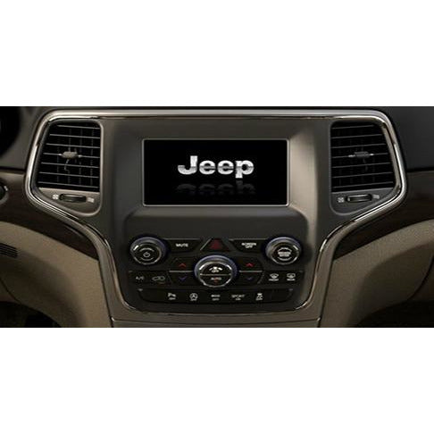 Uconnect 4 with 7 inch Touchscreen UAG Radio AUS + NZ Jeep Grand Cherokee WK - Factory Radio Parts