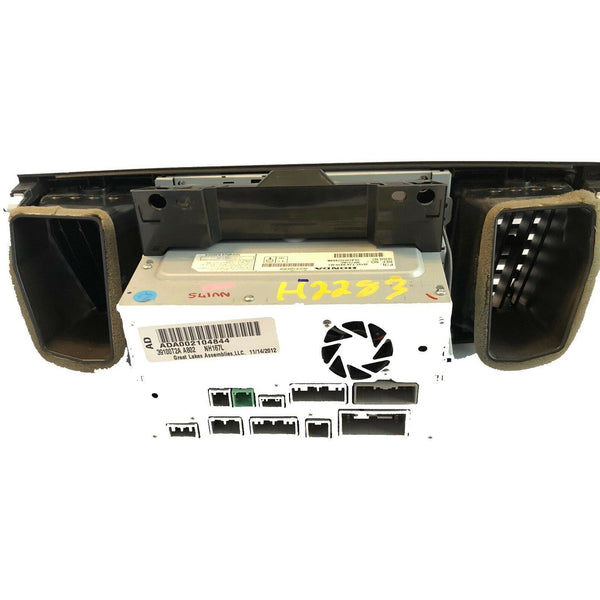 Honda Accord Alpine Navigation Radio System [2013-2015] - Factory Radio Parts