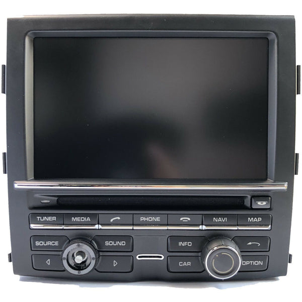 Porsche Cayenne 958 Navigation Radio 95864296400 [2011-2018] - Factory Radio Parts